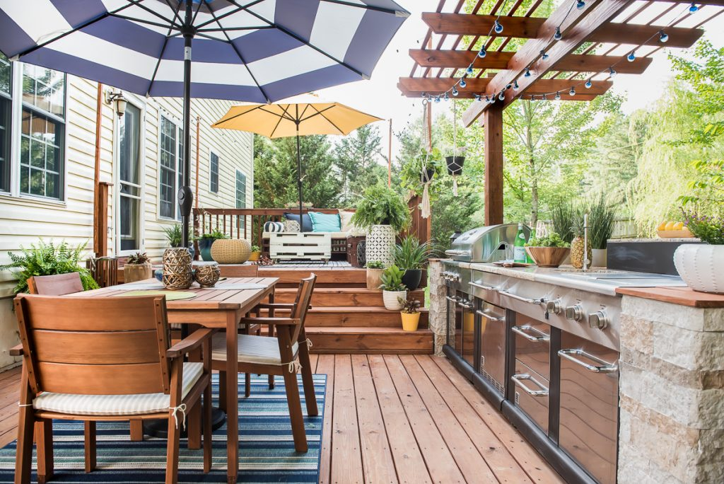 Things to avoid in outdoor kitchen home renovations